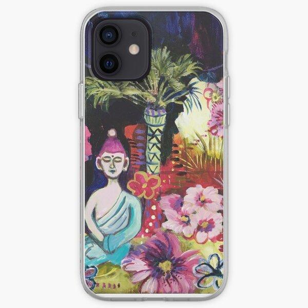 The Quippish Buddha iPhone Soft Case