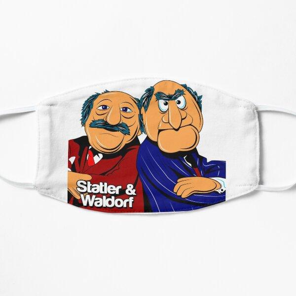 Statler and Waldorf Mask