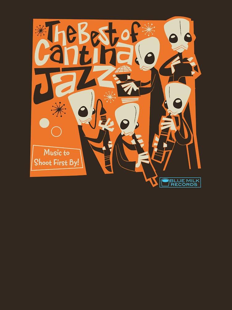 Cantina Jazz | Unisex T-Shirt