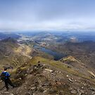 Snowdon Peak by Nick Jermy