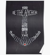 You Be The Anchor Poster
