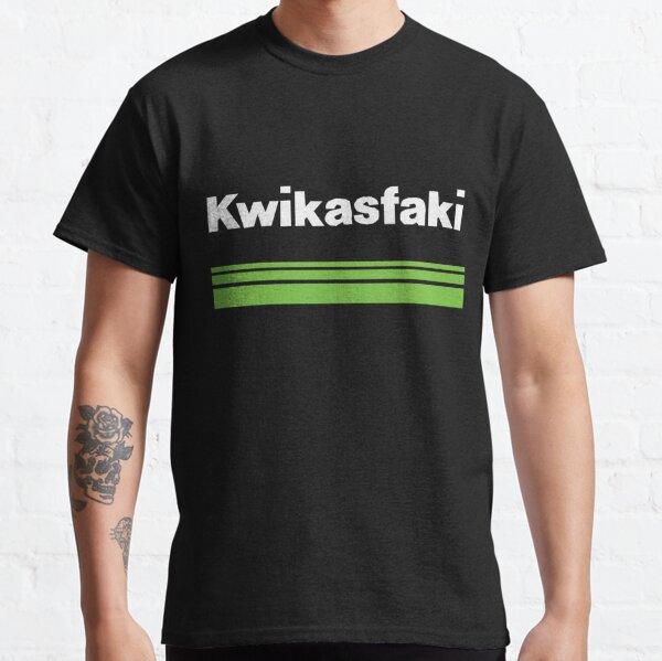 Kawasaki Kwikasfaki T-shirt classique