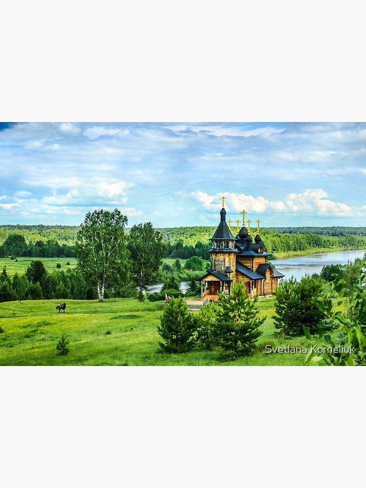 Russian landscape by SvetlanaKorneli