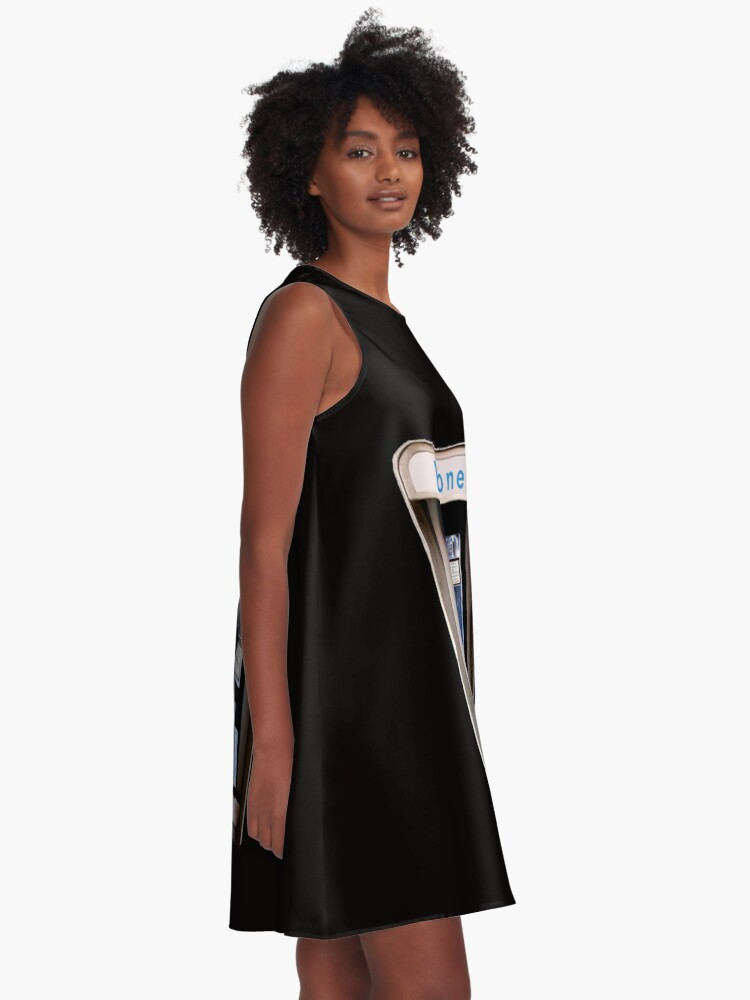 Alternate view of Pay Phone A-Line Dress