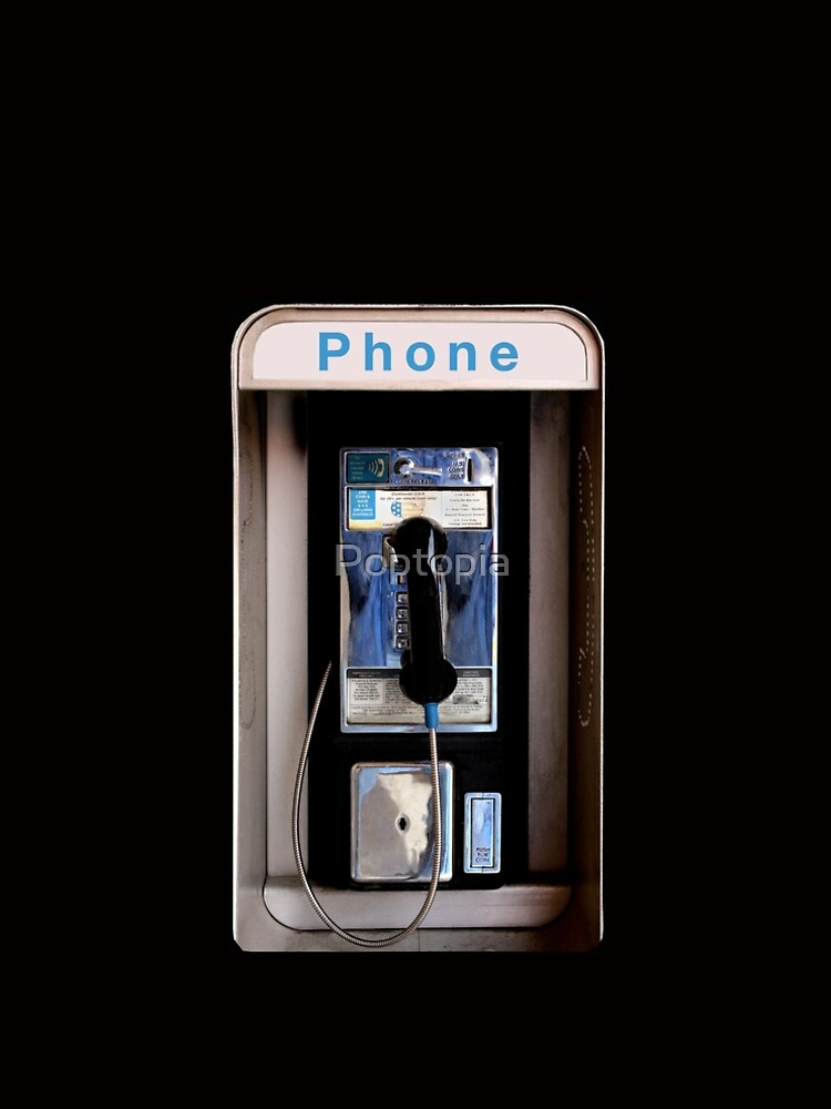 Pay Phone by Poptopia