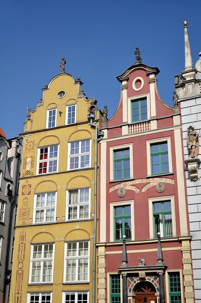 Gdansk, Poland. by FER737NG