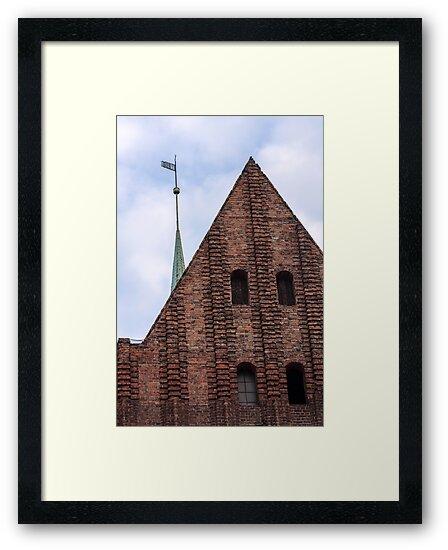 Medieval castle. by FER737NG