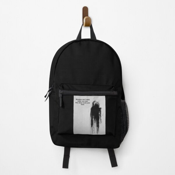 Monsters in your head Backpack