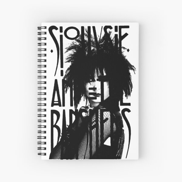 Siouxsie and the banshees Spiral Notebook
