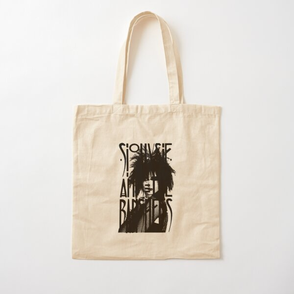 Siouxsie and the banshees Cotton Tote Bag