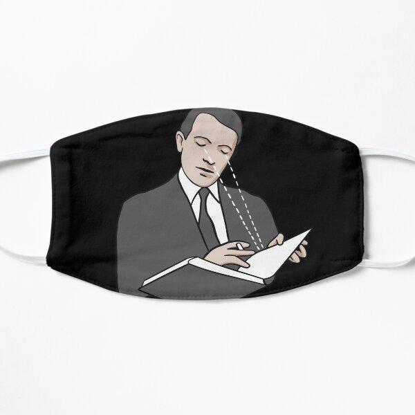 Deleuze Reading - Philosophie de Gilles Deleuze (Rhizom etc.) Masque taille M/L