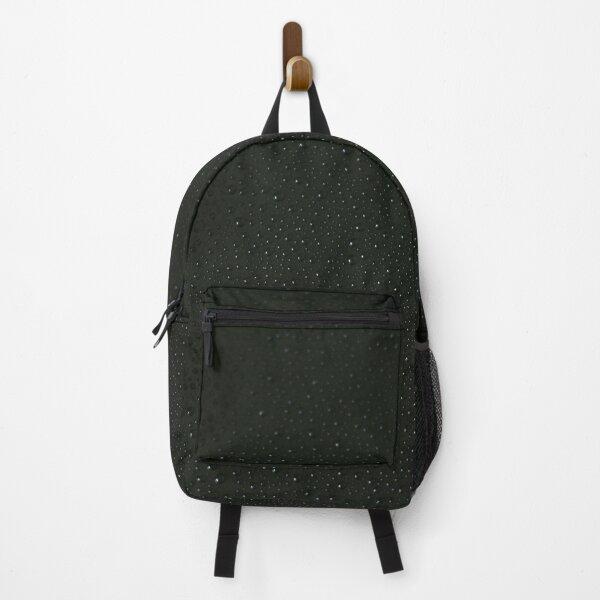 Zen bamboo with pebble Backpack