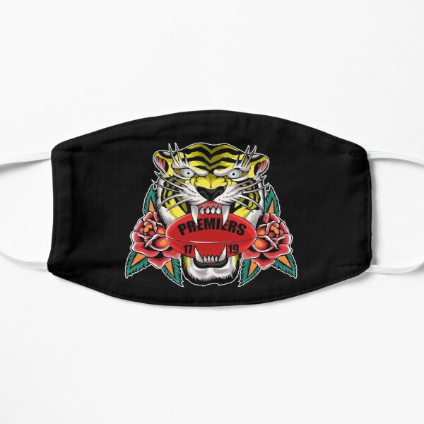 Richmond tigers Premiers Mask
