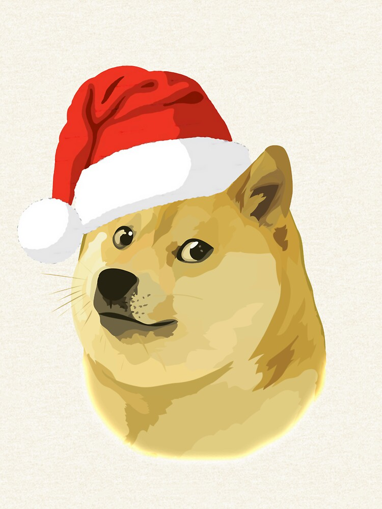 christmas doge by atariphoenix - Christmas Doge