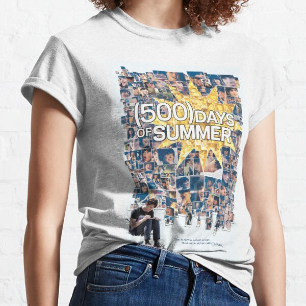 500 Days Of Summer Gifts Merchandise Redbubble
