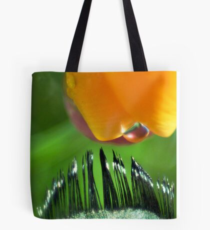 Kiss of Inspiration Tote Bag