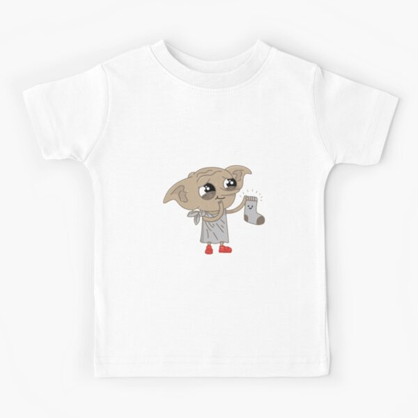 Magical movie character with socks  Kids T-Shirt