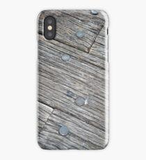 Decking iPhone Case/Skin