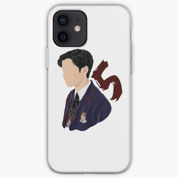 Number 5- The Umbrella Academy iPhone Soft Case