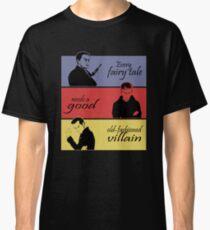Villains of SuperWhoLock Classic T-Shirt