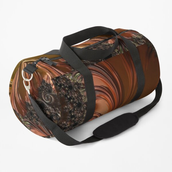 Noble Spirals Duffle Bag