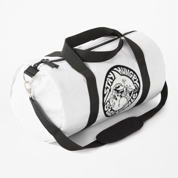 STAY HUNGRY STAY HUMBLE Light Duffle Bag