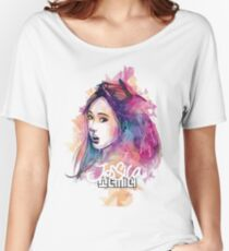 SNSD - Jessica Women's Relaxed Fit T-Shirt
