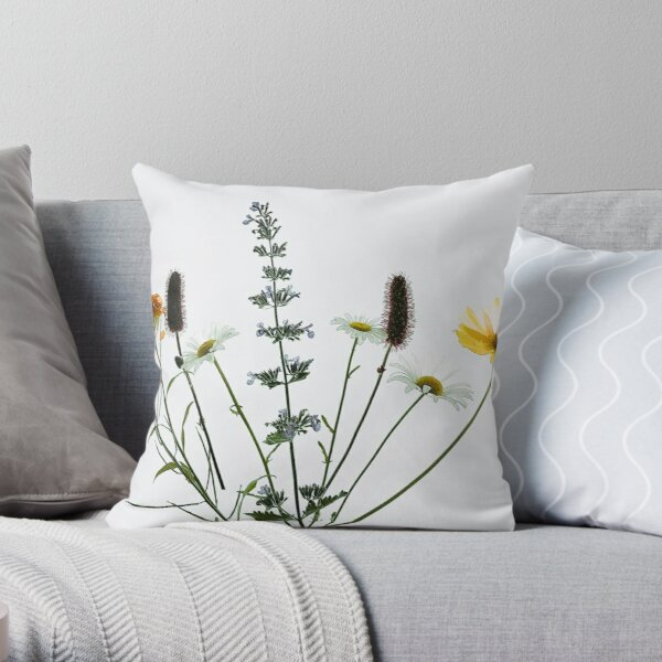Simply Wild Throw Pillow