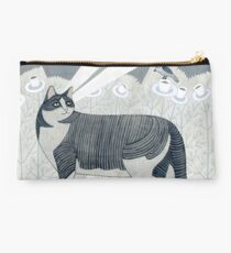 Beaming Cat Studio Pouch