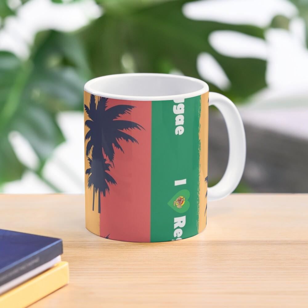I love Reggae ! Mug