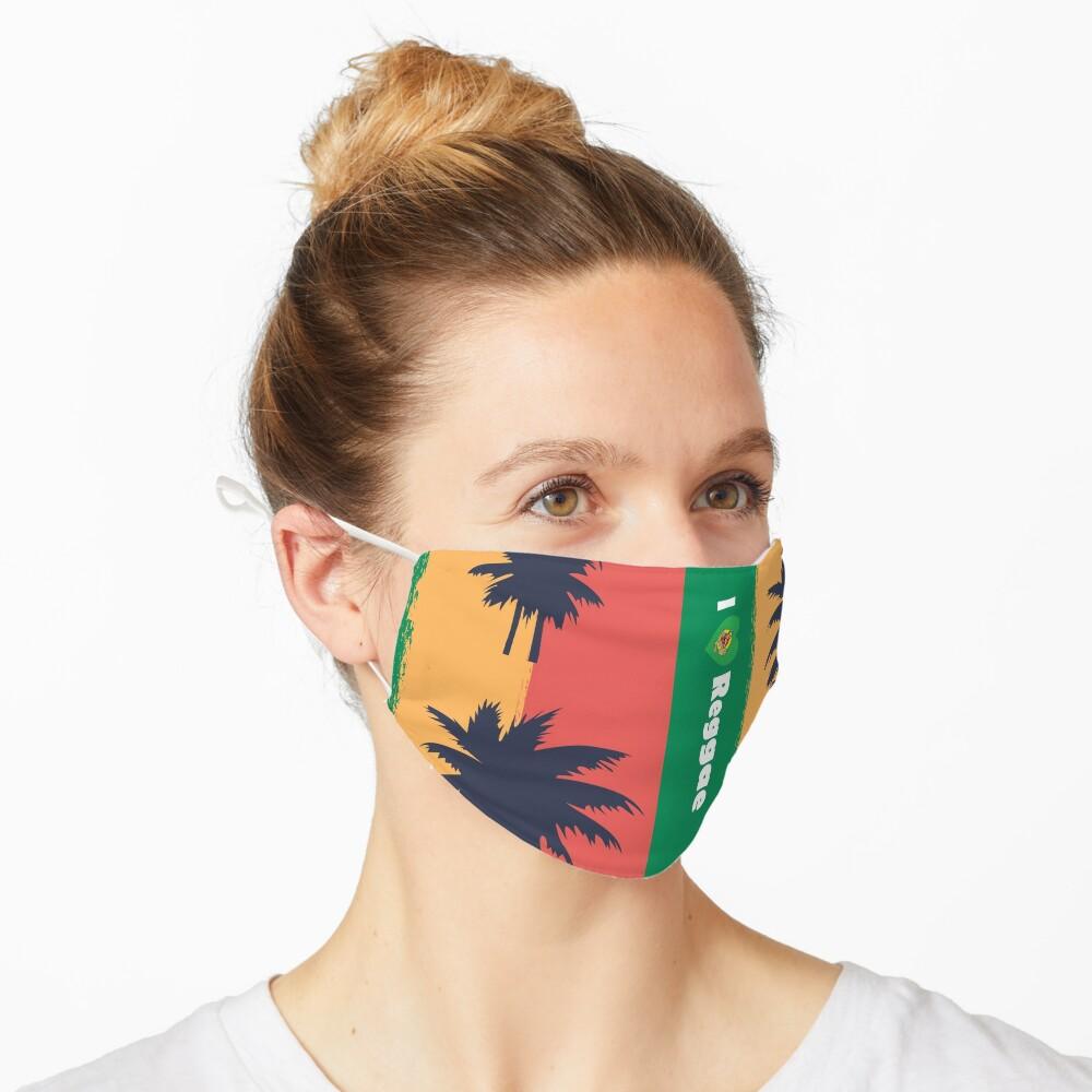 I love Reggae ! Mask