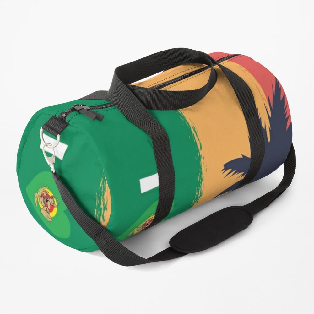 I love Reggae ! Duffle Bag