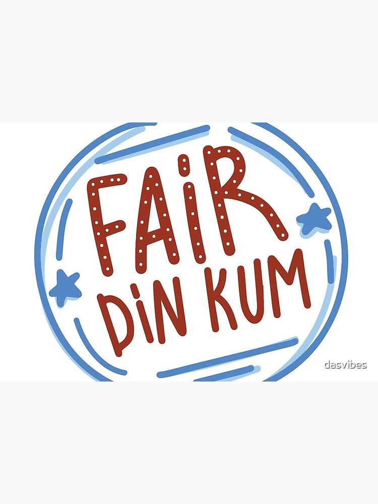 Fair Dinkum by AussiEmoji™ Australia by dasvibes