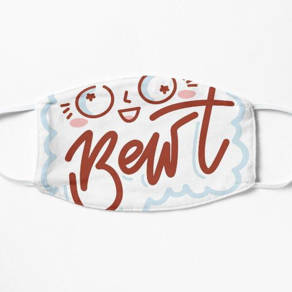 BEWT by AussiEmoji™ Australia Flat Mask