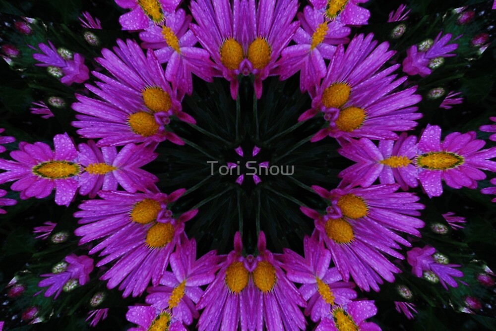 Ring of Flowers by Tori Snow