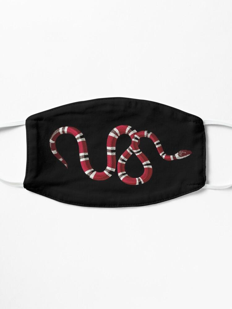 Alternate view of GG Snake Face Mask Mask