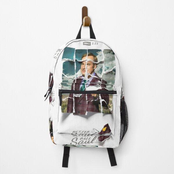 BETTER CALL SAUL SEASON 5 POSTER Backpack