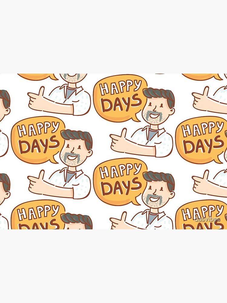 Happy Days by AussiEmoji™ Australia by dasvibes