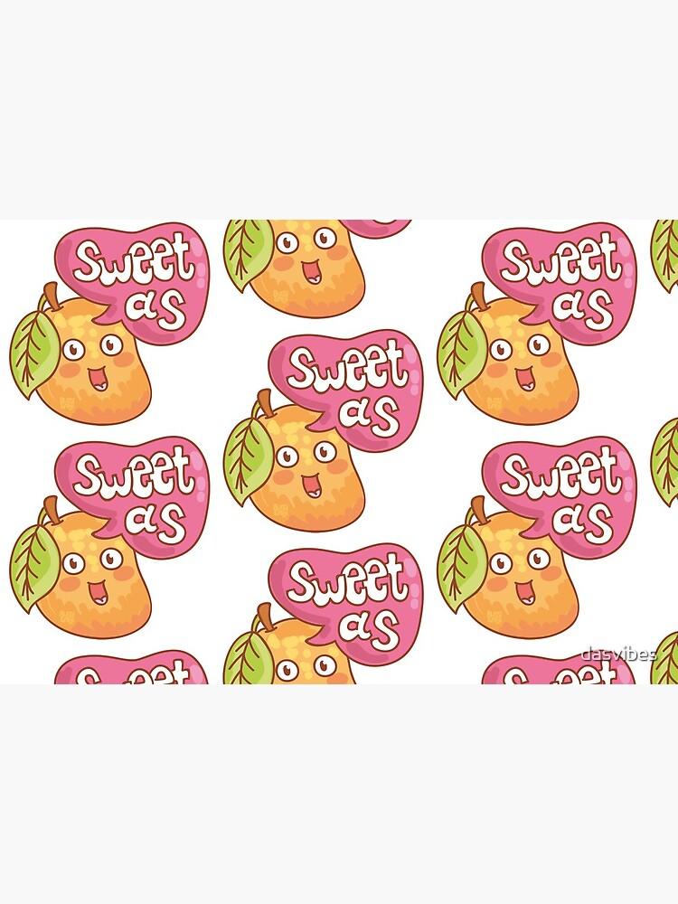 Sweet As Mango by AussiEmoji™ Australia by dasvibes