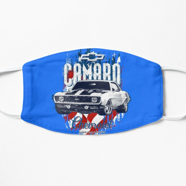 Chevrolet Camaro SS classic car American legend Mask