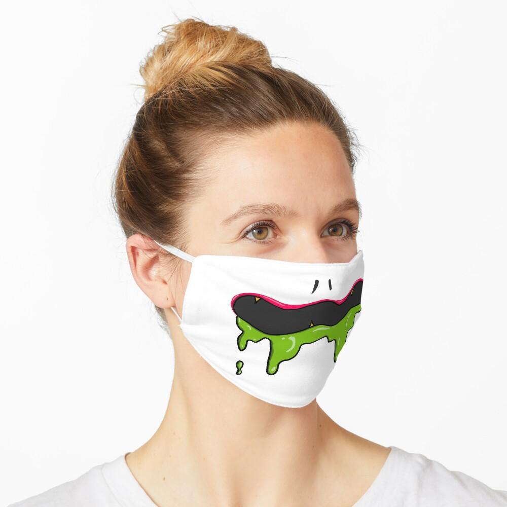 Slimey Smile Mask