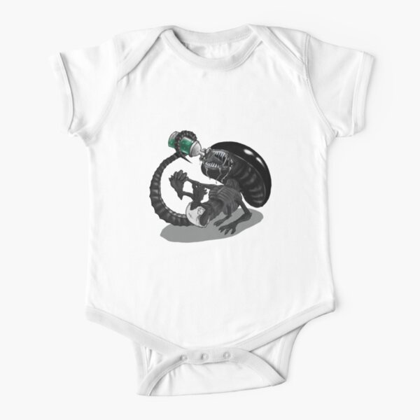 Small Beginnings Short Sleeve Baby One-Piece