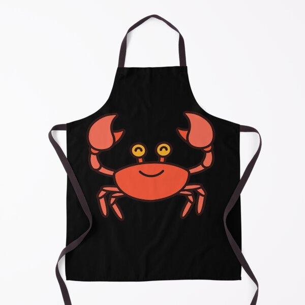 Funny vinny crab Apron