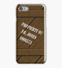 Property of Dr. Jones iPhone Case/Skin
