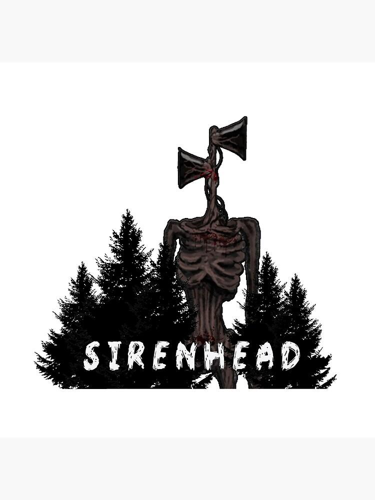 Sirenhead Siren Head Creepypasta Horror Character, Are you afraid by spudblinky
