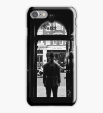 221B Baker Street iPhone Case/Skin
