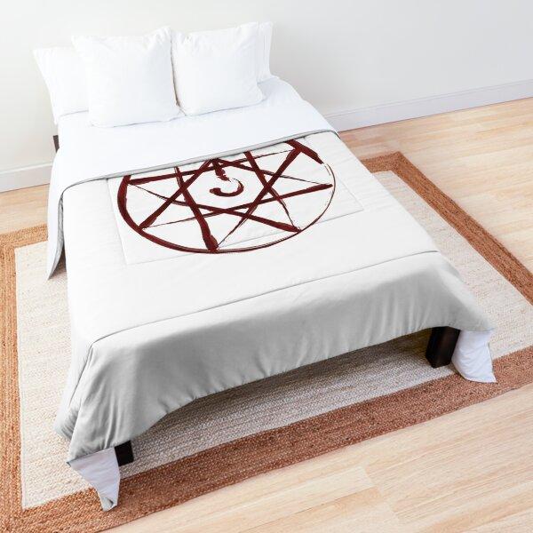 Alphonse's circle Nuclear transmutation Magic circle/symbol - Fullmetal Alchemist: Brotherhood Anime/Manga Comforter