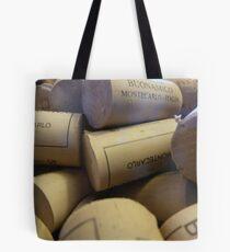 Corks Tote Bag
