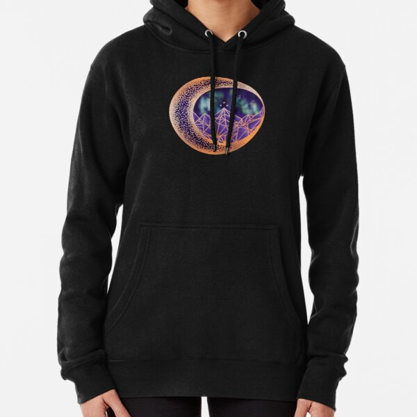 gold night court insignia Pullover Hoodie