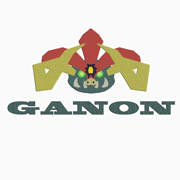 Ganon Vector. by ArrowValley